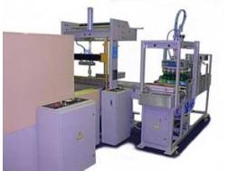Термоусадочные машины со встроенным укладчиком продукции